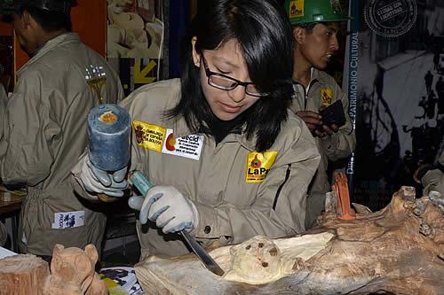 La Escuela Taller recibe inscripciones para jóvenes interesados en la conservación patrimonial