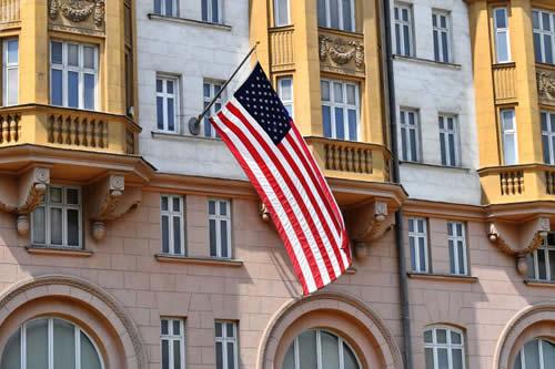 El día que un enfermo mental casi hizo volar la Embajada de EEUU en Moscú