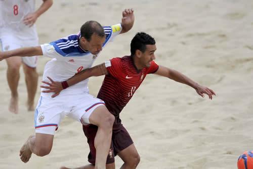 Rusia, Chile y El Salvador se postulan para organizar Mundial de Fútbol Playa FIFA de 2021