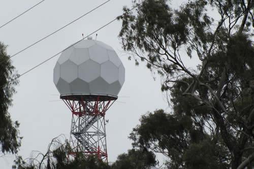 Gobierno argentino inaugura primer radar metereológico en el sur del país