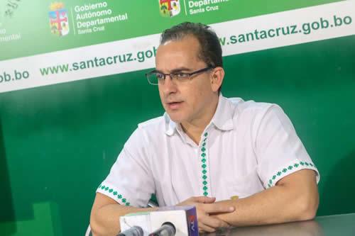 Gobernación de Santa Cruz suspende festejos de efeméride por incendios