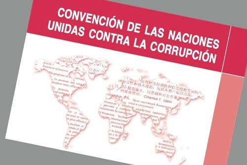 Ministerio de Justicia participa en la Convención de Naciones Unidas contra la Corrupción