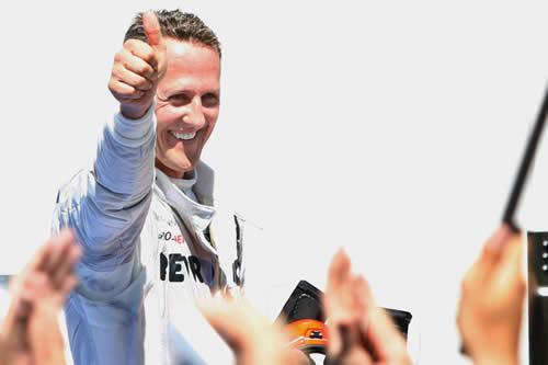 Schumacher es trasladado a París para recibir un tratamiento con células madre