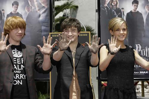 Buenas noticias para los fanáticos de Harry Potter: Harry, Ron y Hermione vuelven