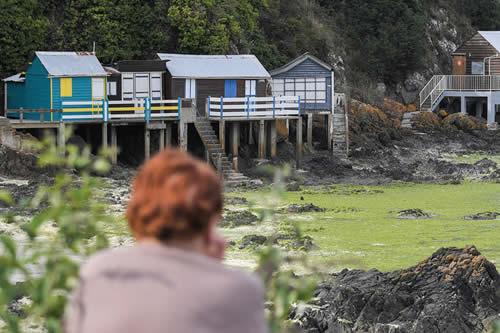 """Un 'fango asesino' que puede provocar la muerte """"en cuestión de segundos"""" toma varias playas de Francia"""