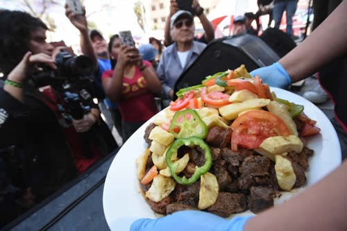 """Cochabamba escoge a cinco exquisiteces culinarias como sus """"plato bandera"""""""