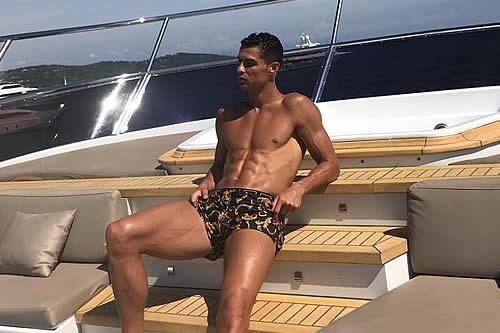 La mágica dieta de Cristiano Ronaldo para mantenerse en forma