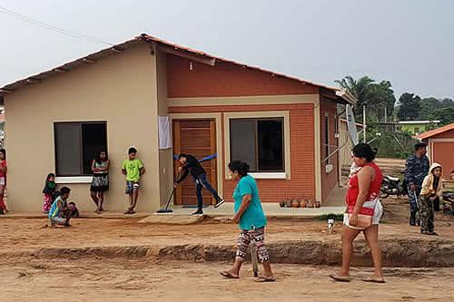 Anuncian relevamiento de viviendas sociales ante denuncias de irregularidades en Trinidad