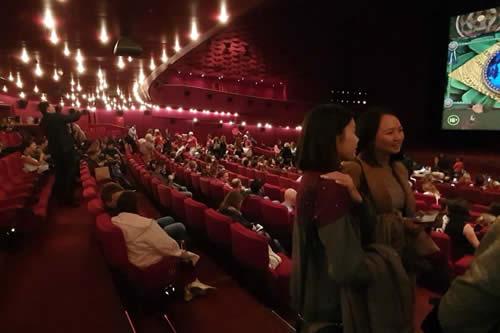 El cine brasileño, recibido con aplausos en un festival moscovita