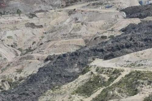 Resultados de auditoría ambiental al relleno de Alpacoma se conocerán en seis meses