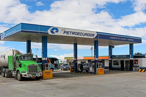 Petroecuador pierde 3,4 millones de dólares por día por caída en demanda de combustibles