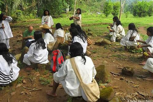 PreCOP25: conocimiento tradicional de los indígenas es gran ayuda ante crisis climática