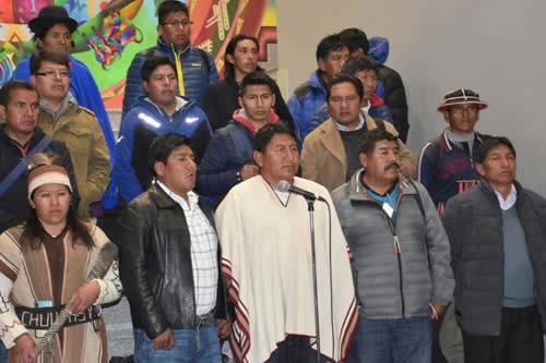 Región potosina rica en litio pide su Autonomía y desata reproches entre el MAS y Comcipo