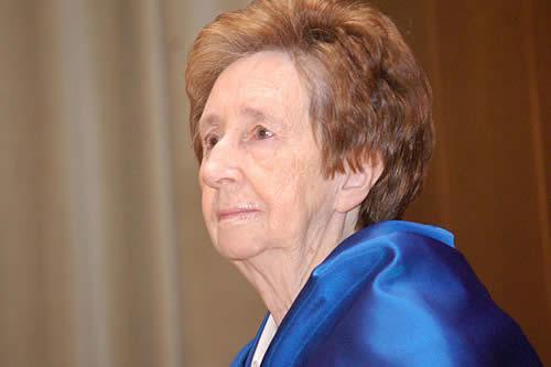 Fallece la bioquímica Margarita Salas, una referente de la ciencia española