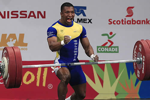 Los mejores levantadores de pesas se ven las caras en Lima