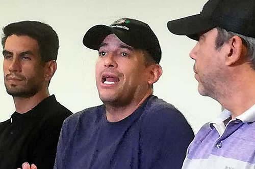 """Camacho polemiza con Mesa y Samuel: """"Me da asco ver los intereses personales"""""""