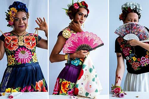 Vogue dedica su portada a una muxe transgénero de México por primera vez en sus 120 años de historia