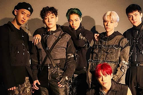 EXO regresa con su nuevo álbum 'Obsession'