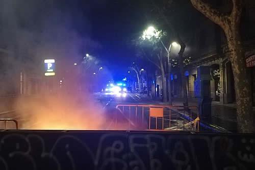 Independentistas convocan movilizaciones masivas para el partido entre Barça y Madrid