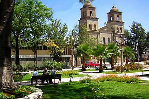 Agencia Nacional de Hidrocarburos entrega enseres a iglesia católica en Tarija