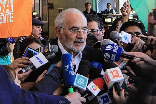 Mesa denuncia que se quiere manipular el voto y llama a movilizaciones en los tribunales electorales