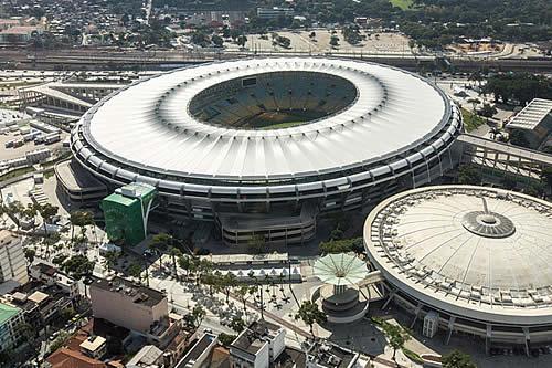 Detienen a 20 hinchas que planeaban invadir el estadio de Maracaná durante la semifinal de Libertadores