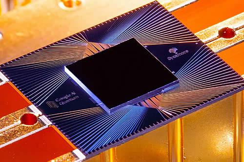 """Google proclama haber alcanzado la """"supremacía cuántica"""" con un procesador que calcula en 200 segundos lo que otro haría en 10.000 años"""