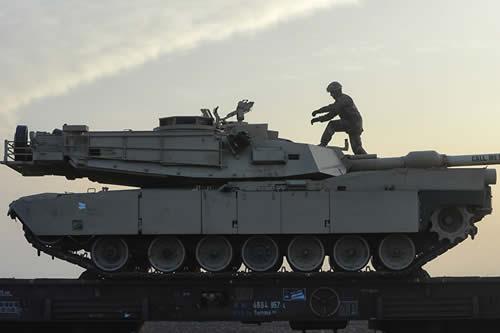 Revelan que toda la OTAN tiene menos blindados que Rusia