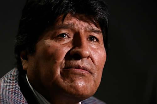 Candidatos califican de acertada la inhabilitación de Evo Morales