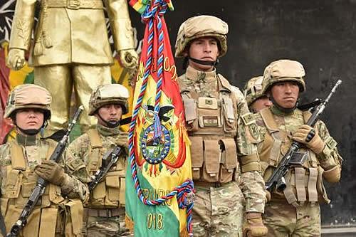 Firman convenio para que hijos de militares accedan a unidades educativas