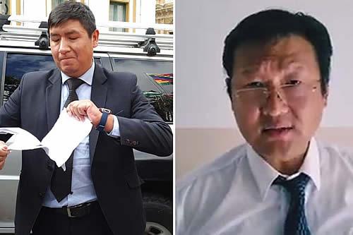 FPV da ultimátum a Chi para que se disculpe o renuncie