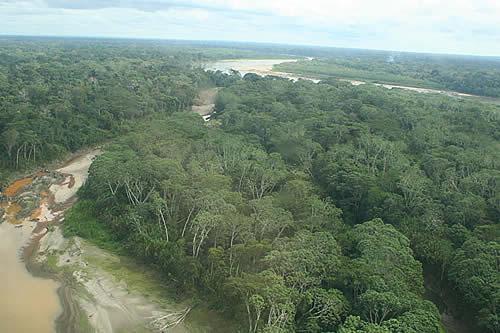 Experto: riqueza arqueológica de Perú no sólo está en los Andes también en Amazonía