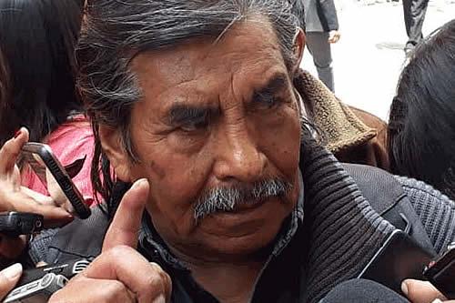 Mallku dice que si fuera Ministro de Gobierno, Murillo, López, Evo y Romero irían a Chonchocoro