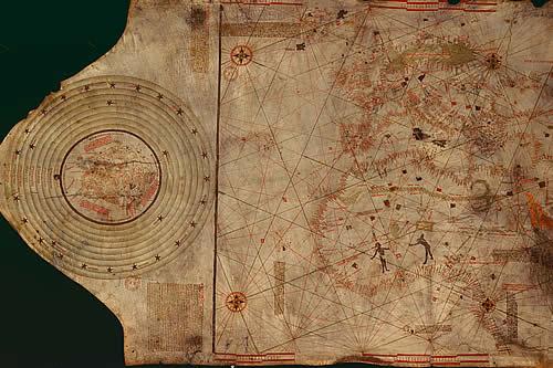 """Tierra de gigantes"": Descubren que un cronista italiano describió a América 150 años antes de la llegada de Cristóbal Colón"