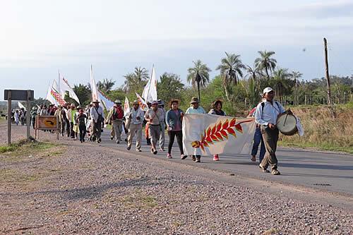 Gobierno ofrece dar soluciones a marcha indígena si dirigentes entregan su pliego petitorio