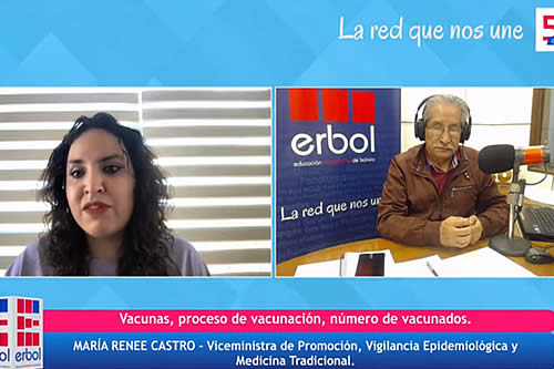 Covid-19: Gobierno toma previsiones para seguir vacunando el 2022