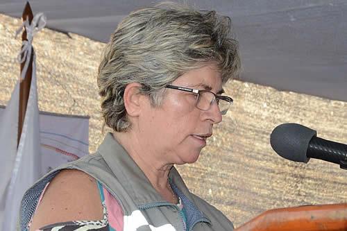 Comité pro Santa Cruz pide a Bolsonaro otorgar asilo a la exministra Pinckert