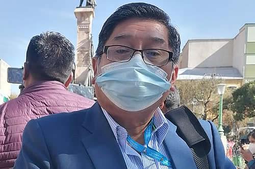 Choferes advierten que no permitirán 'encapsulamiento' en La Paz
