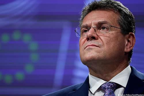 UE advierte al Reino Unido que no renegociará el protocolo norirlandés