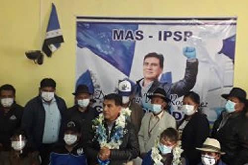 Posesión del gobernador de Oruro se iniciará con una mesa ceremonial de agradecimiento