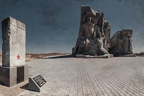 """""""Morimos pero no nos rendimos"""": soldados soviéticos resistieron medio año a los nazis en unas minas sin agua, luz ni suministros"""