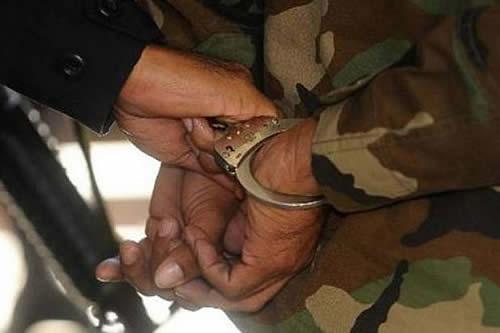 Aprehenden a militar acusado de golpear a conscripto en cuartel de la FAB