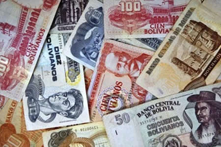 Morales asegura que este año se pagará el doble aguinaldo