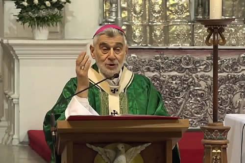 Iglesia espera una reconciliación entre todos en las fiestas patrias