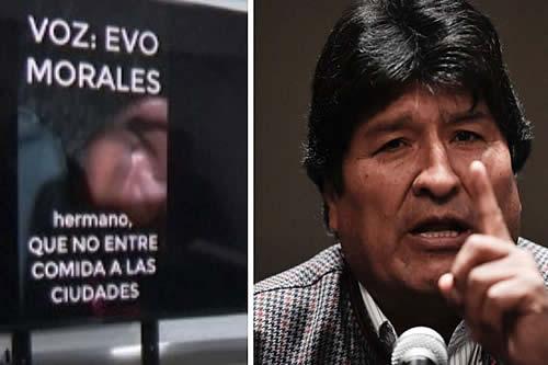 TSJ revela que caso audio contra Evo está en la Asamblea para definir si habrá juicio de responsabilidades