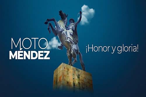 """Presidente rinde homenaje a Eustaquio """"Moto"""" Méndez en el aniversario de su fallecimiento"""