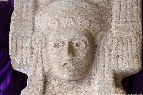 """""""La joven de Amajac"""" sustituirá finalmente a la estatua de Colón en la Ciudad de México"""