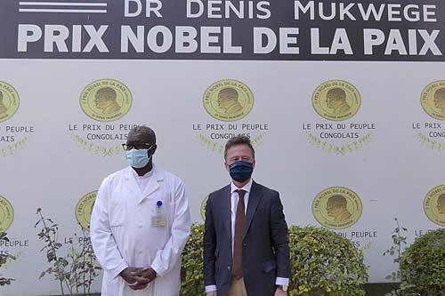 Premio Nobel de la Paz 2018, Denis Mukwege, pide Tribunal Penal Internacional para el Congo