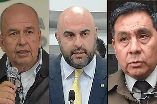 Caso libreta de Evo: Emitieron orden de aprehensión contra Murillo, Issa y coronel Rojas