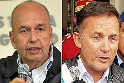 Fiscalía emitió órdenes de aprehensión contra Murillo y López